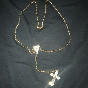 Other - BEAUTIFUL MENS ROSARY